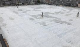 屋上防水完成 : Before